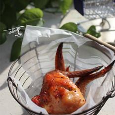 蜜汁黑椒烤翅 的做法