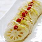 姜黄炝莲藕