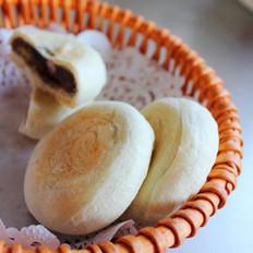 酥皮豆沙的做法
