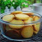 清爽柠檬饼干