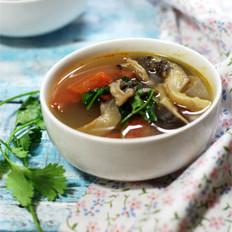 芙蓉養顏湯 的做法