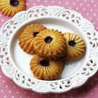 蓝莓曲奇饼干
