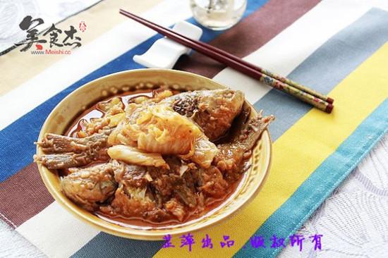 辣白菜煎燜鯽魚Xx.jpg