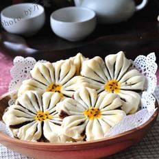 香甜葵花酥的做法