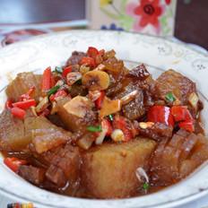 紅燒魚冬瓜的做法