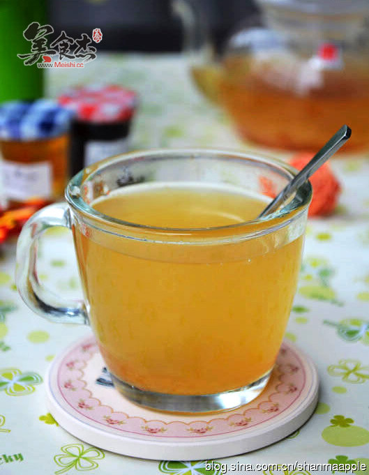 自制蜂蜜柚子茶Qi.jpg
