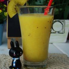 獼猴桃菠蘿蘋果汁的做法
