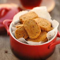 红糖水果小软饼