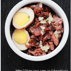 韩式酱牛肉的做法