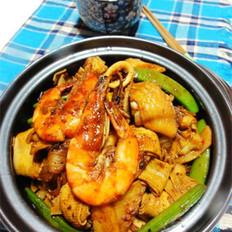 麻辣香锅   的做法