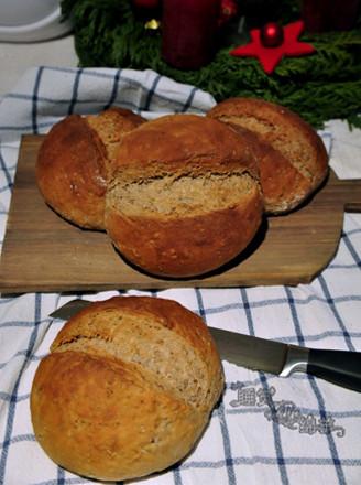 板栗亚麻籽面包的做法