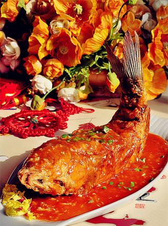 新年吉祥菜 里鱼跃龙门   之   糖醋鲤鱼 - 浓情巧克力 - 美浓情巧克力的 美食博客
