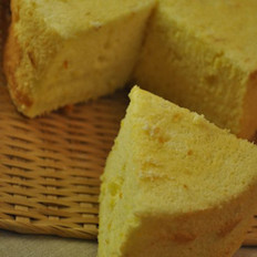 柳橙戚风蛋糕的做法