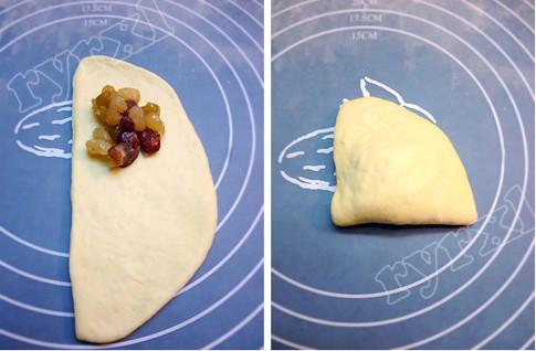 绵羊小面包的做法