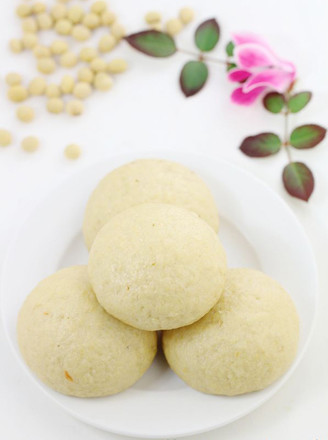 豆香全麦馒头的做法