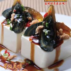 福禄寿喜拌豆腐 的做法