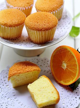 香橙海棉蛋糕的做法