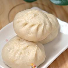 豆浆圆白菜鲜肉包的做法