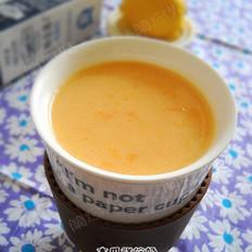 木瓜鲜柠奶的做法