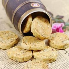 核桃杏仁黄油饼干的做法