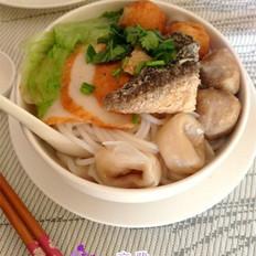 潮州鱼蛋粉的做法