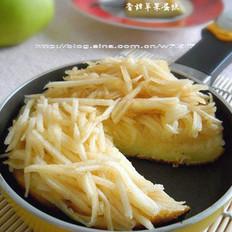 香甜苹果蛋糕的做法