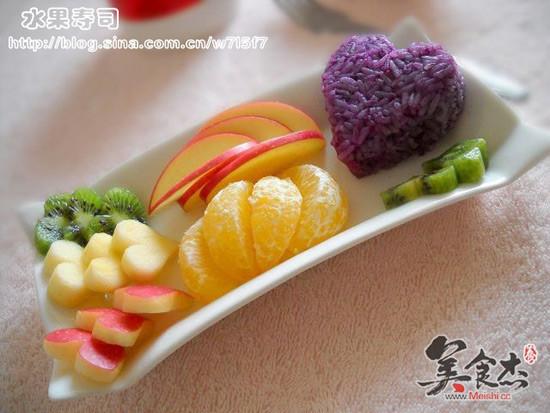 【图】水果寿司