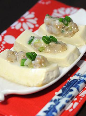 一口玲珑酿豆腐的做法