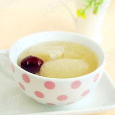 竹荪红枣银耳汤的做法