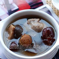山楂黑木耳红枣汤的做法