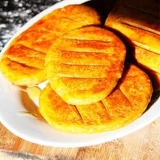蜜汁红薯饼的做法
