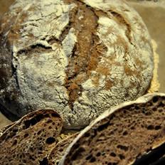 板栗面包的做法