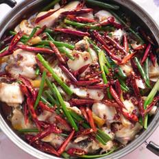 酸菜水煮鱼 的做法