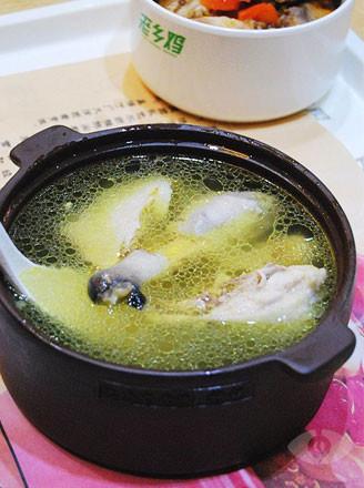 肥西老母鸡汤的做法