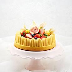 焦糖黄金乳酪蛋糕的做法