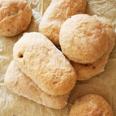 芒果榛子面包的做法