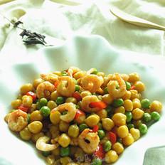 豌豆北极虾