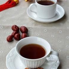 罗汉果山楂茶的做法
