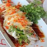 5步即可轻松做出美味的清蒸鱼的做法