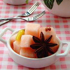 自制酸萝卜的做法