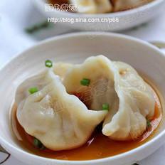胡萝卜QQ小饺子的做法