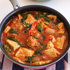 韩式红烧鸡的做法