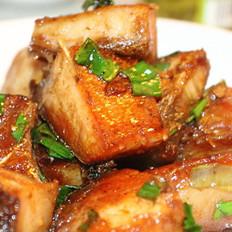 香煎臘魚的做法