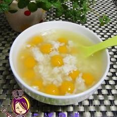 米酒南瓜小圆子的做法