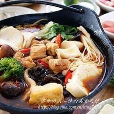 鲜汤辣子鸡锅的做法