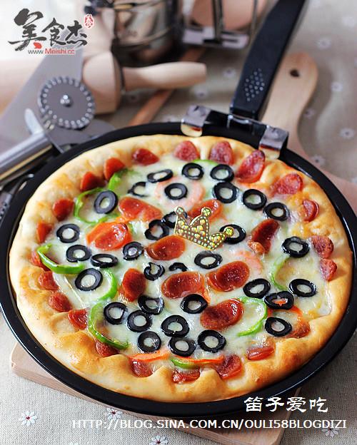 腊肠黑橄榄披萨xk.jpg