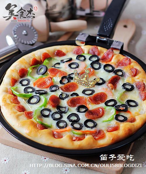 腊肠黑橄榄披萨OL.jpg
