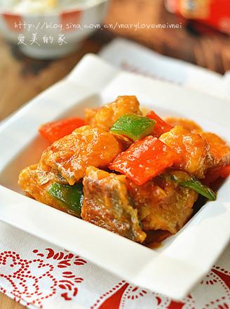 大人小孩都爱吃的一道菜 茄汁黄鱼 - 浓情美食客 - 浓情美食客
