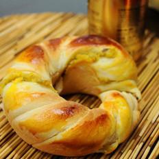 粗粮地瓜面包的做法