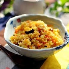 胡萝卜焖饭的做法